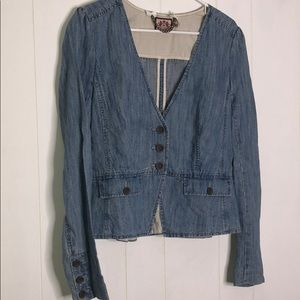 Juicy Couture Jean Blazer